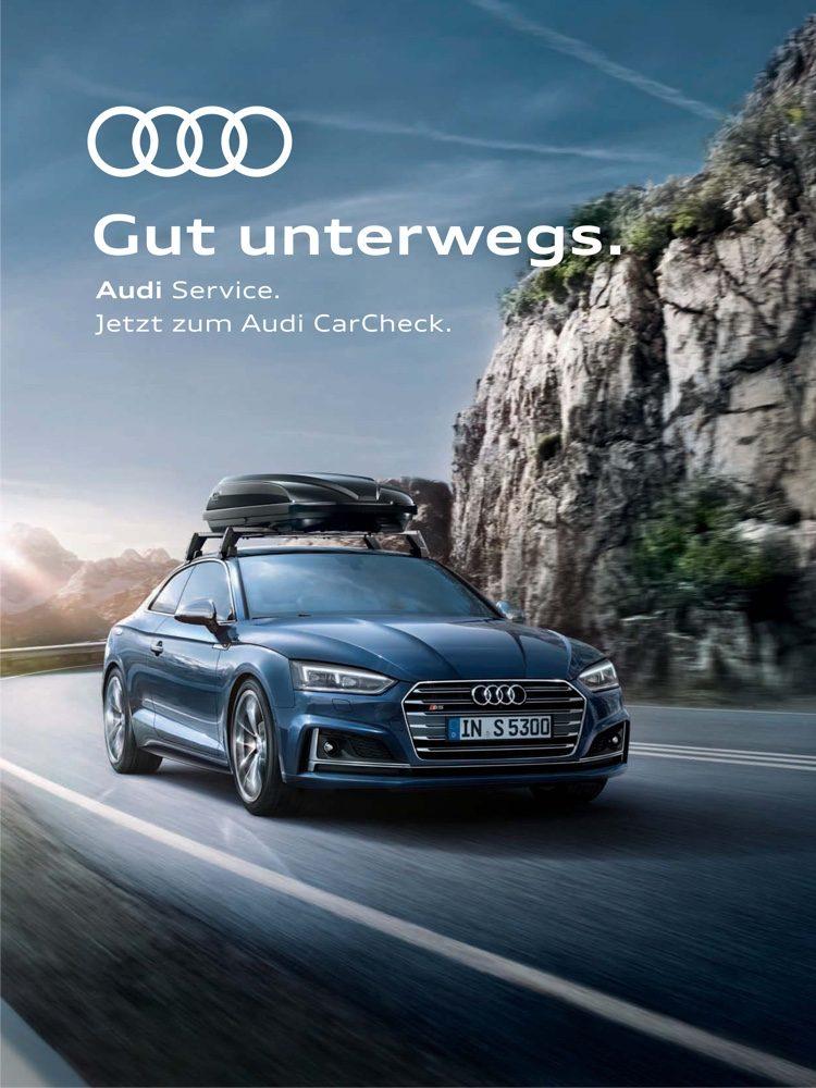 Audi-Prospekt