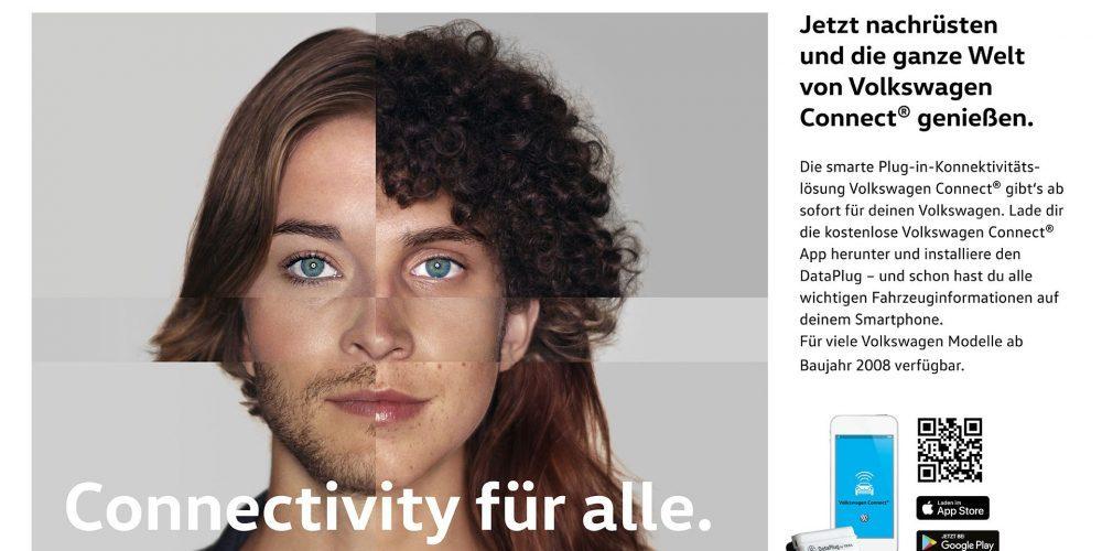 Volkswagen Connect® Dataplug für 0,00 € sichern